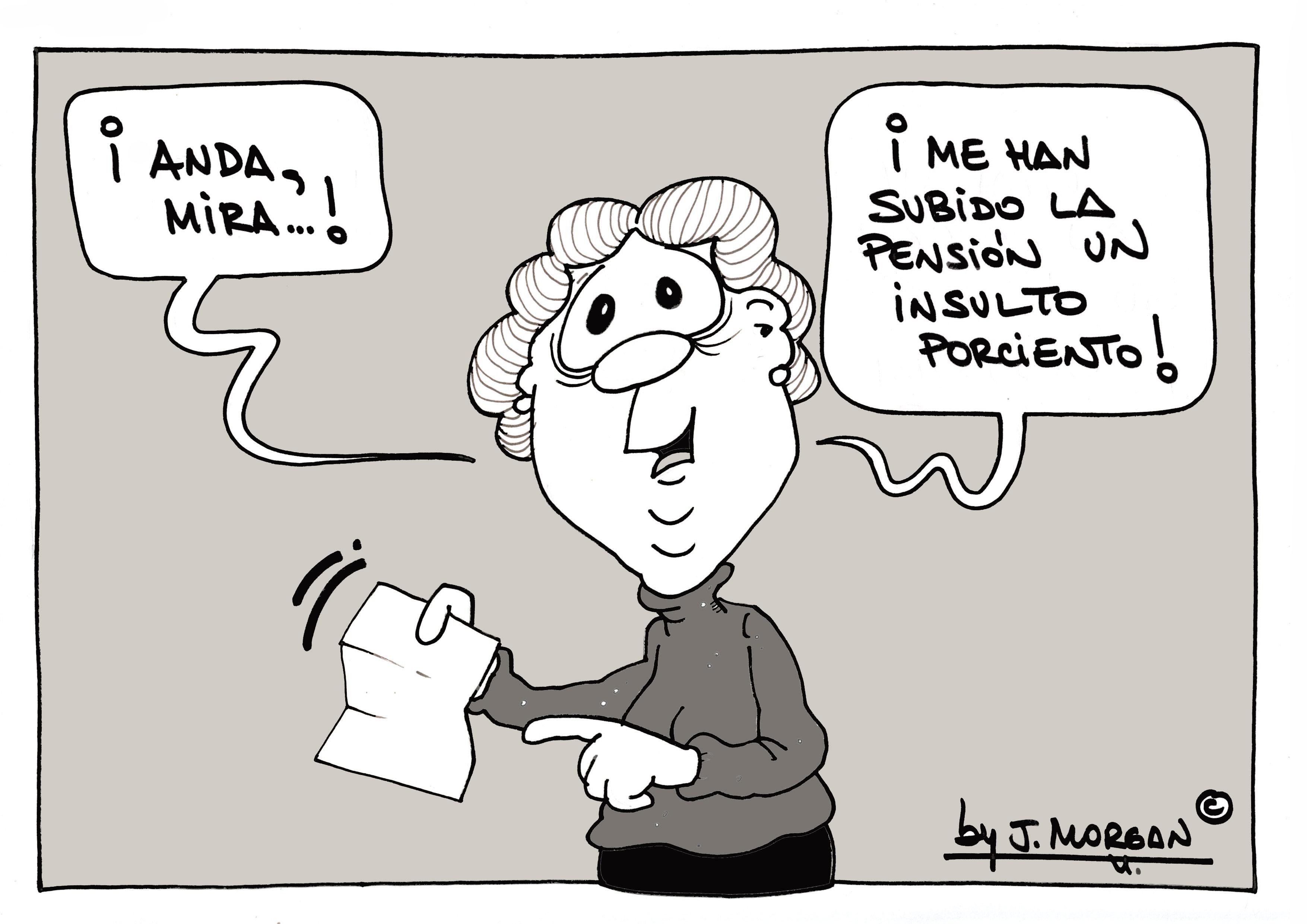 Viñetas de sátira social