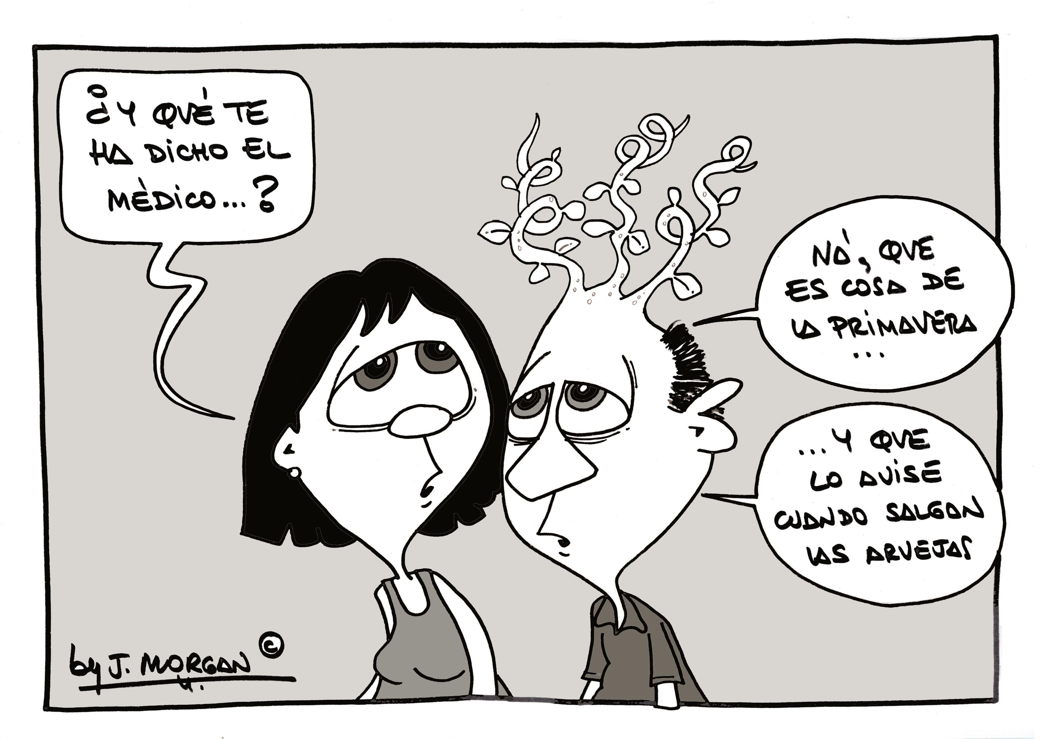 Viñetas de sátira cotidiana