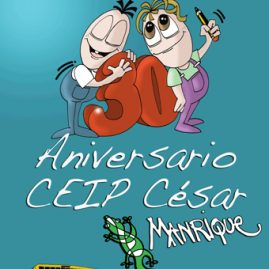 Aniversario CEIP César Manrique