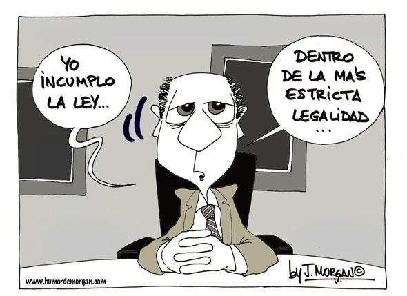 Viñetas de sátira política
